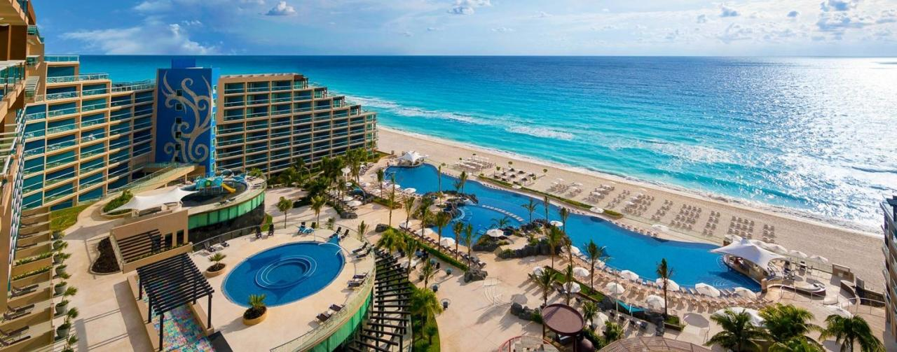 Hard Rock Hotel Cancun Previously The Cancun Palace